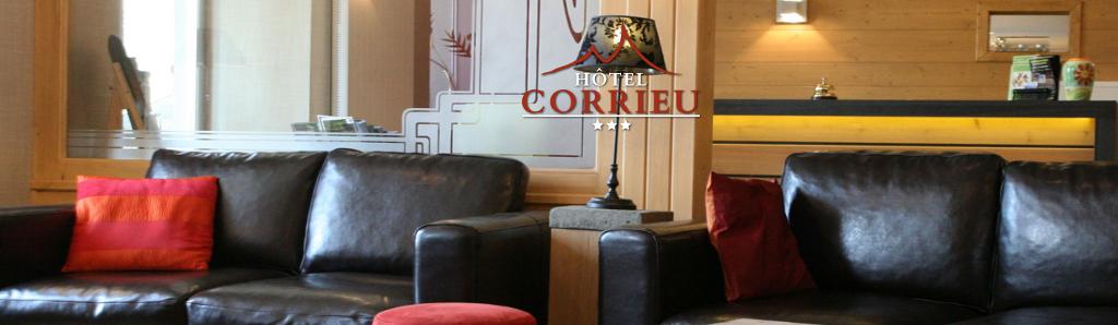 © Hotel Corrieu