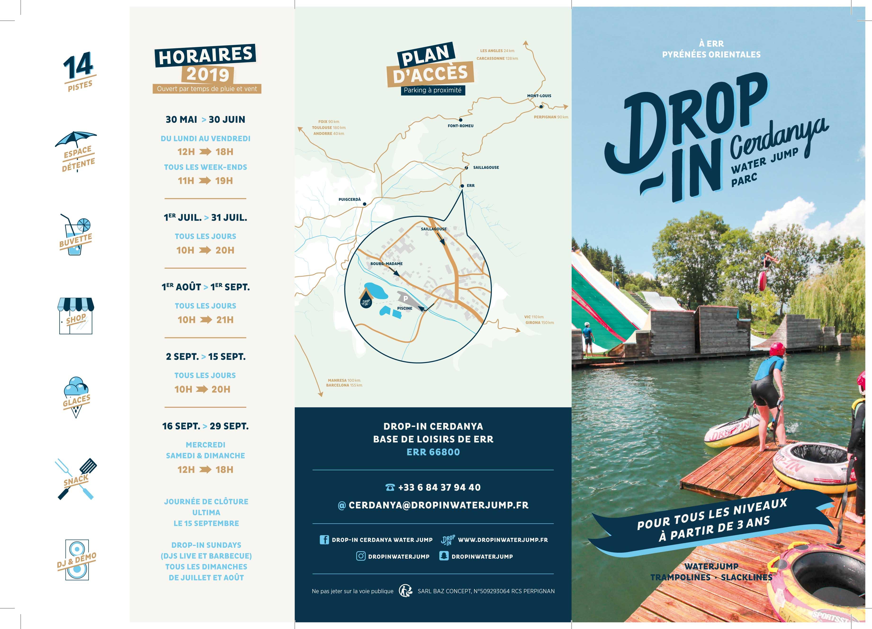 DROP-IN CERDANYA © Drop in