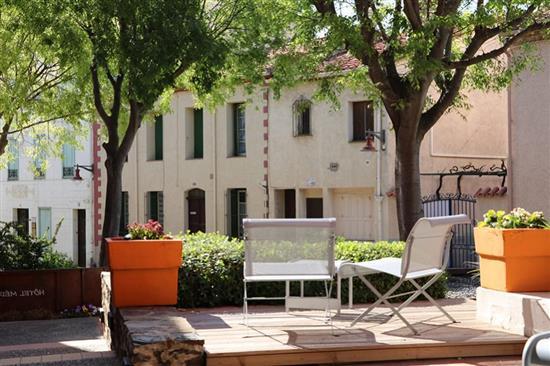 © Hotel Mediterranée Collioure