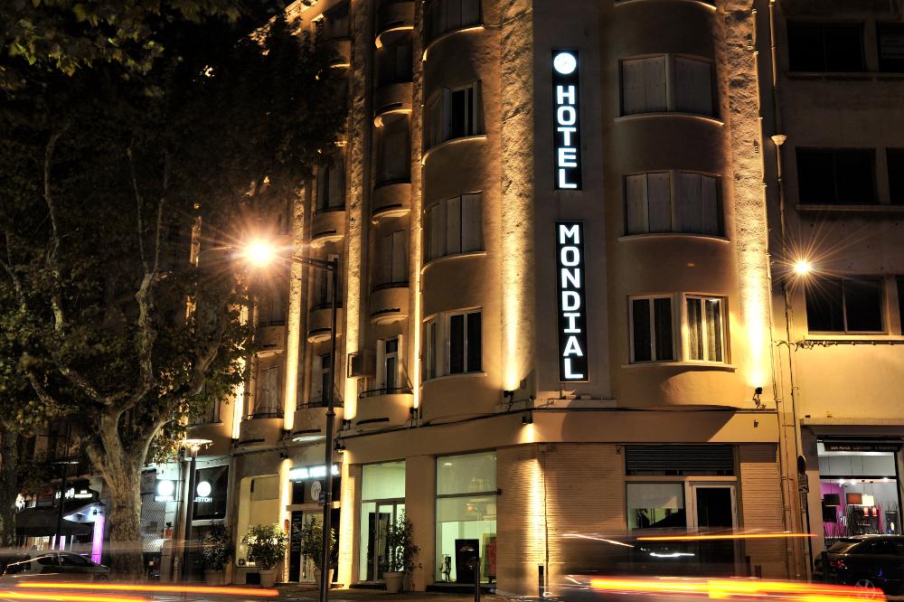 HOTEL MONDIAL  © ©HOTEL MONDIAL