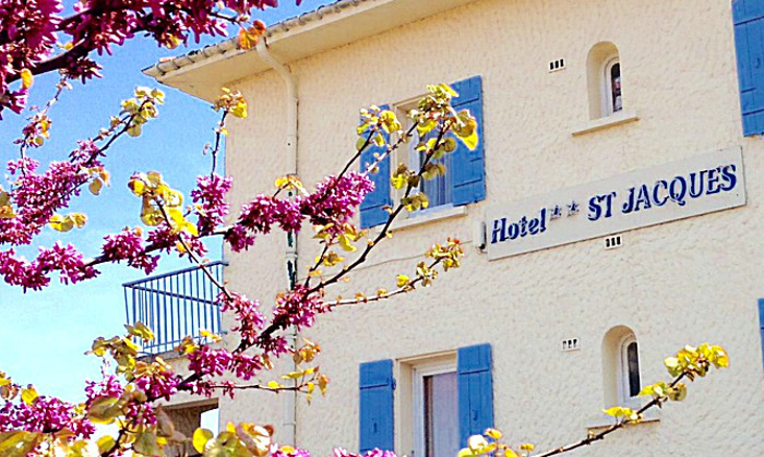 © Hotel St Jacquezs