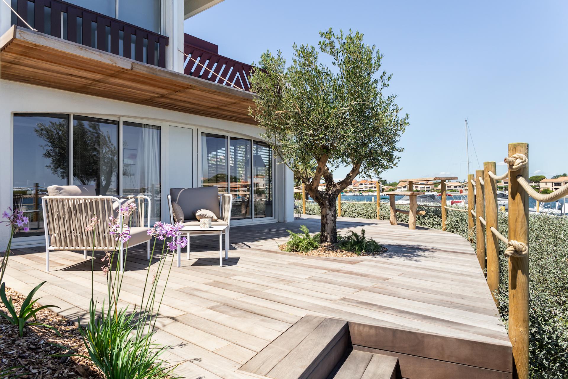HOTEL L'ILE DE LA LAGUNE THALASSO & SPA © ile de la lagune