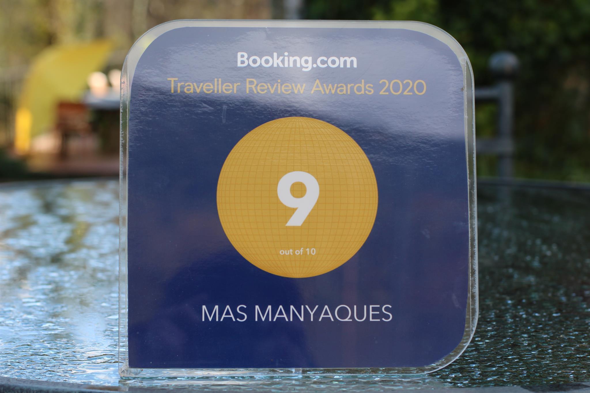 MAS MANYAQUES - LA TERRASSE © @gitesdefrance66