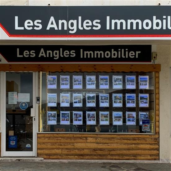 AGENCE IMMOBILIERE LES ANGLES IMMOBILIER - LES ANGLES les angles