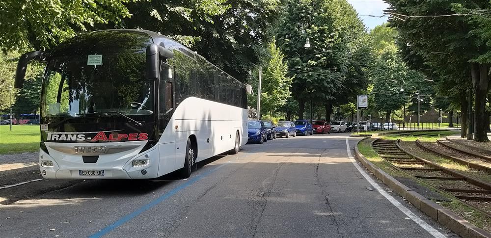 Excursion bus © OT SSA