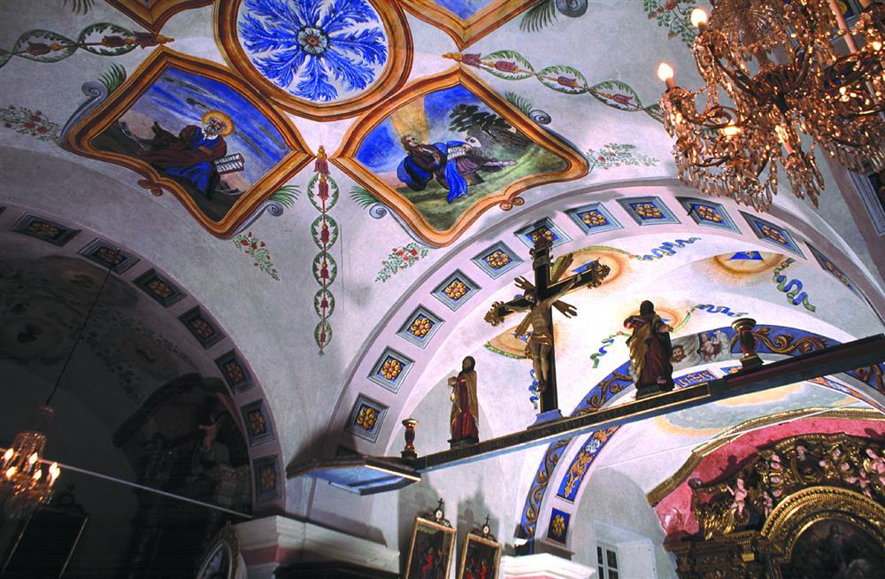 Eglise de Beaune, Maurienne © D. Vidalie - Fondation Facim