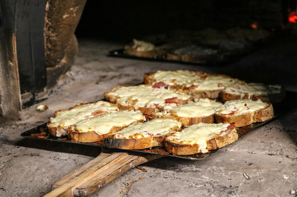 Tartines au Vieux Four © OT Saint Sorlin d'Arves - V Bellot-Mauroz
