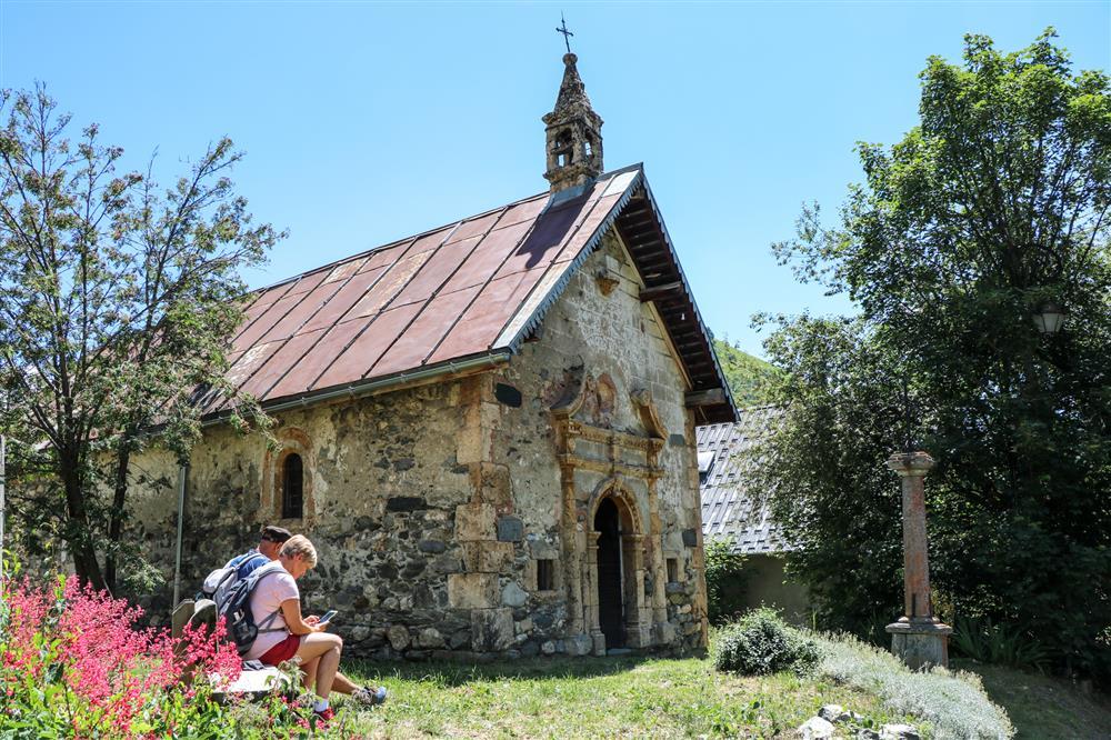 Chapelle Saint Joseph © OT Saint Sorlin d'Arves - V Bellot-Mauroz