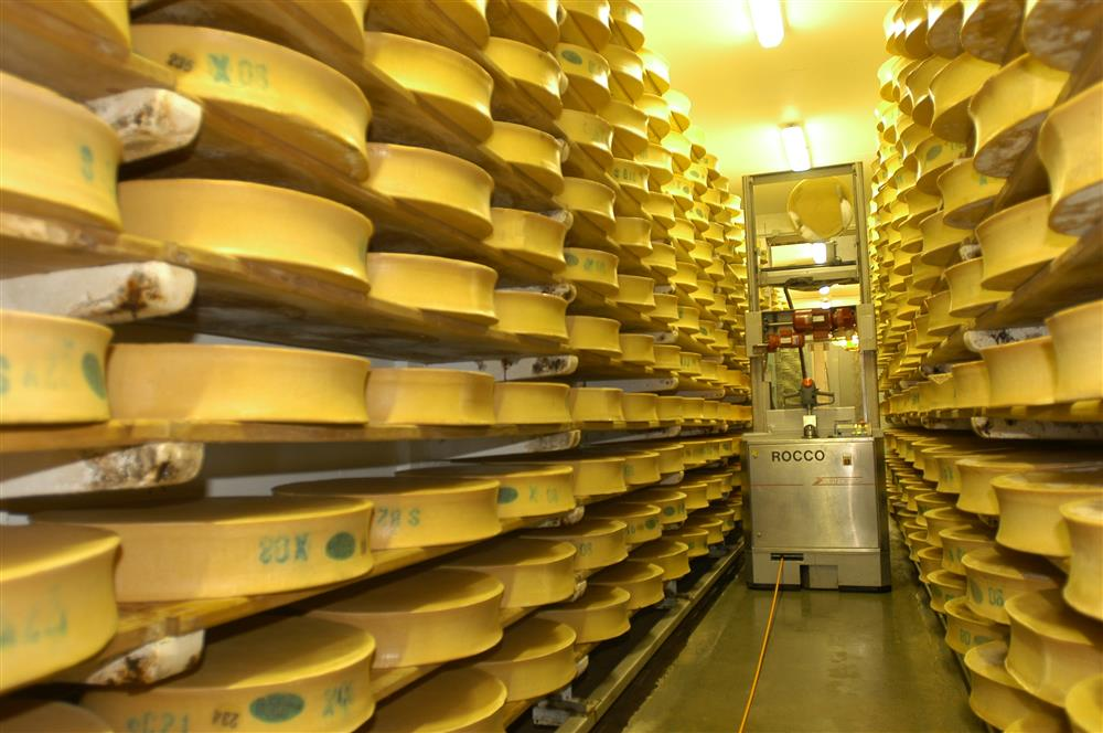 Beaufort cheese dairy © OT Saint-Sorlin d'Arves