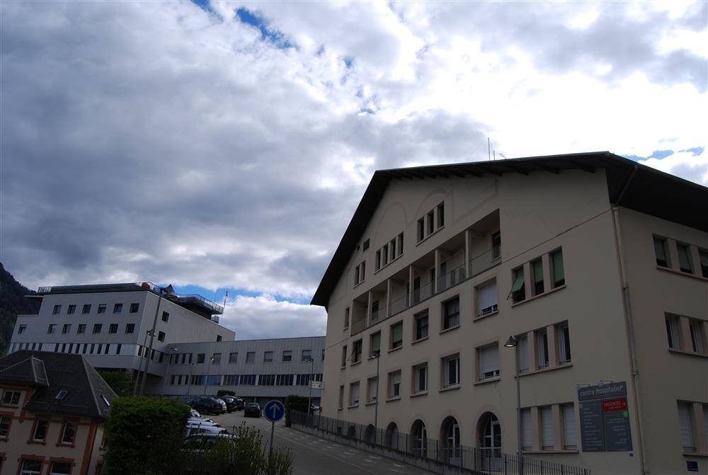 Centre Hospitalier © oti