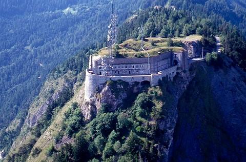 Valloire - Fort du Télégraphe © Fondation Facim P.Lemaître