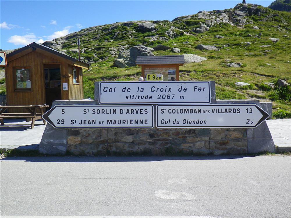 Col de la Croix de Fer © OT Saint-Sorlin d'Arves