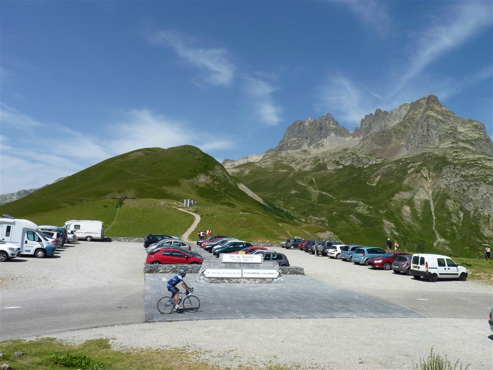 Col du Glandon © Alexandre Gros / Maurienne Tourisme