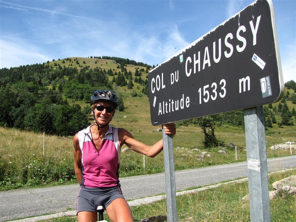 Col du Chaussy © La Maurienne, le plus grand domaine cyclable du monde