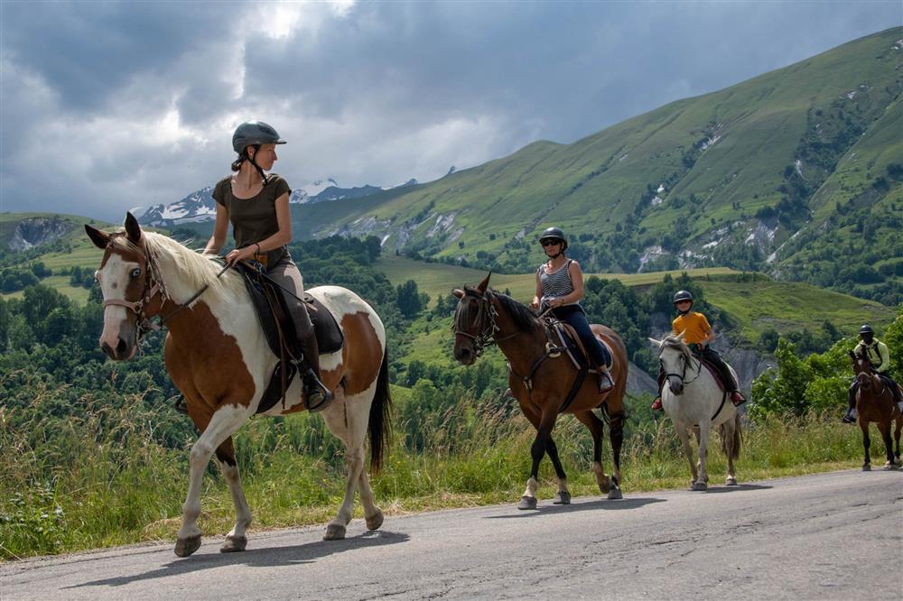 Les cavaliers des Arves © Les cavaliers des Arves