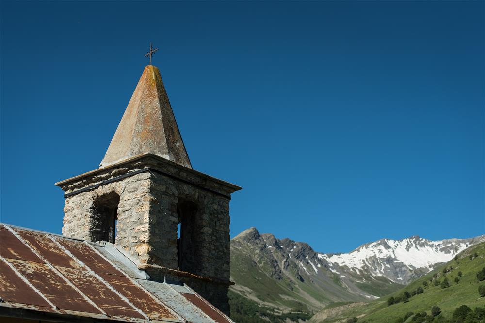 Chapelle de Poingt Ravier © A.Pernet / Valloire Tourisme