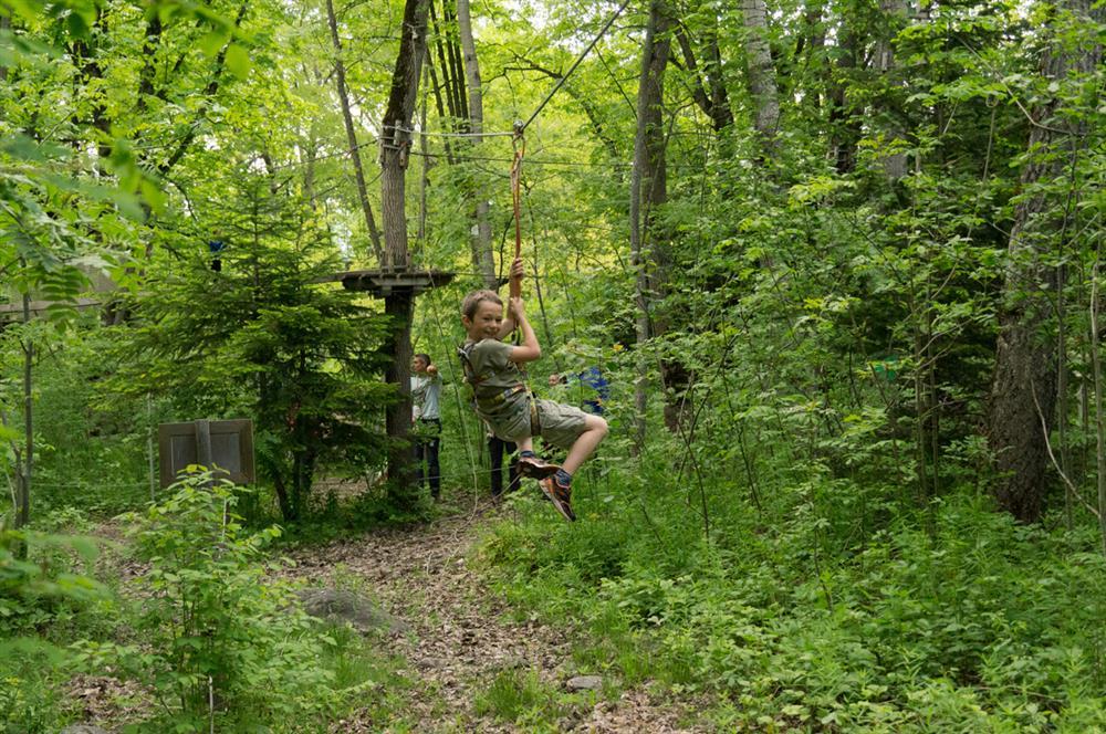 Arvanture - Parcours Forestier à Saint Sorlin d'Arves - Domaine des Sybelles © OT Saint-Sorlin d'Arves