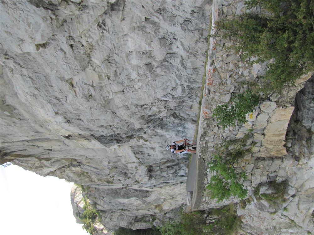 Route des Forts de l'Esseillon © Alexandre Gros / Maurienne Tourisme