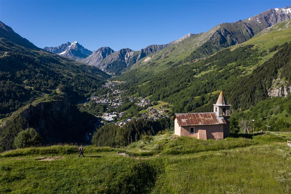 Chapelle Madeleine © A.Pernet / Valloire Tourisme