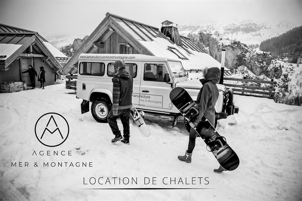 © Agence Mer & Montagne