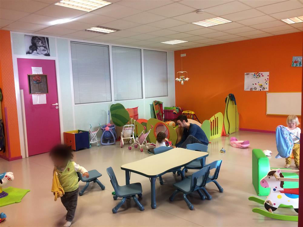 Nursery Les Petits Diables © garderie les petits diables