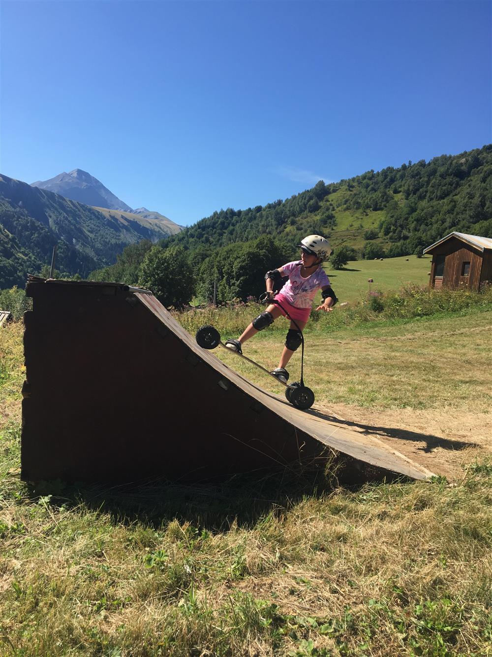 Mountainboard © EFMB Saint Sorlin d'Arves