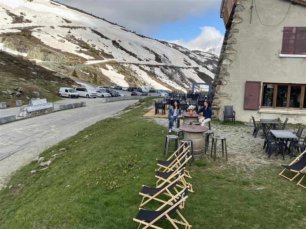 Chalet du Col de la Croix de Fer © Chalet du Col de la Croix de Fer