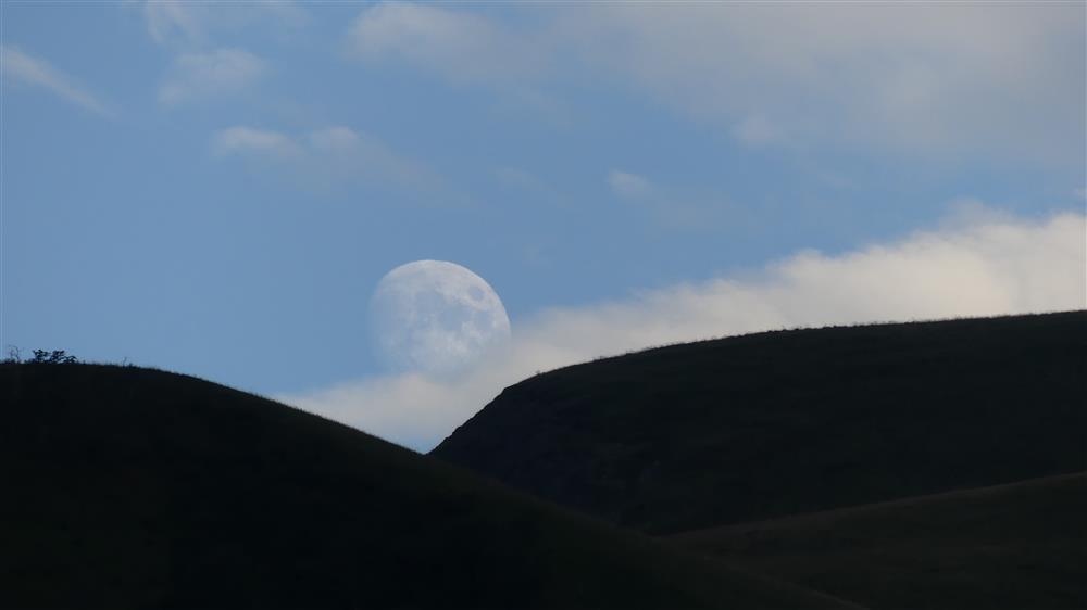 astronomie avond © arvan vtt montagne