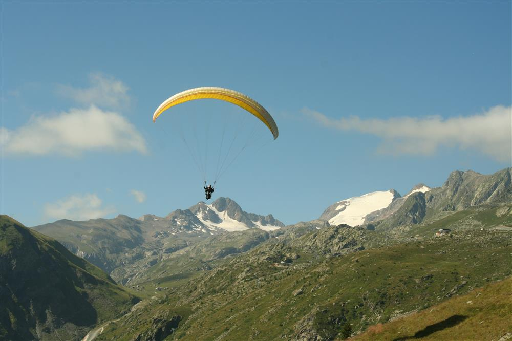 Parapente © Dominique Henry