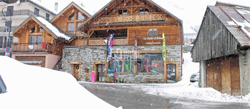 Skiset Tout pour le ski © OT Saint-Sorlin d'Arves