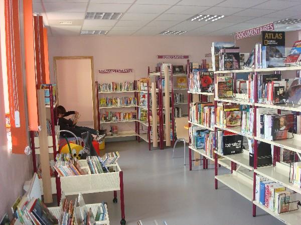 Bibliothèque © OT Saint-Sorlin d'Arves