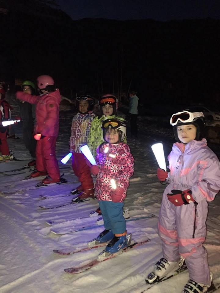 Children's torchlight descent © OT ST SORLIN D'ARVES
