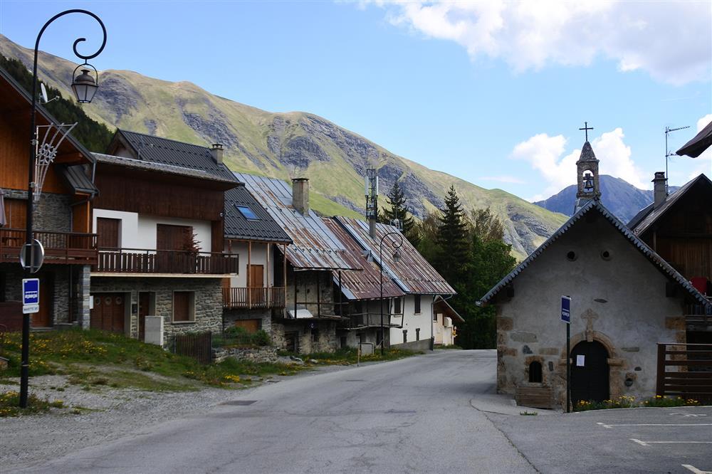 Saint-Sorlin-d'Arves © Communauté de Communes Cœur de Maurienne Arvan