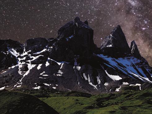 Nocturne en alpage © BMA