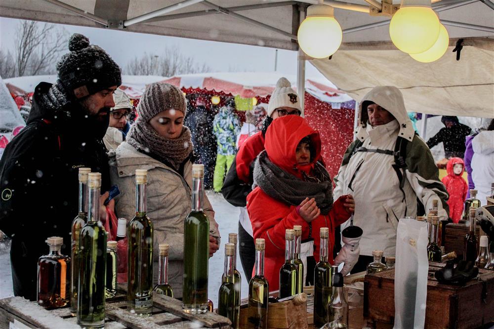 Craft market © OT Saint-Sorlin d'Arves