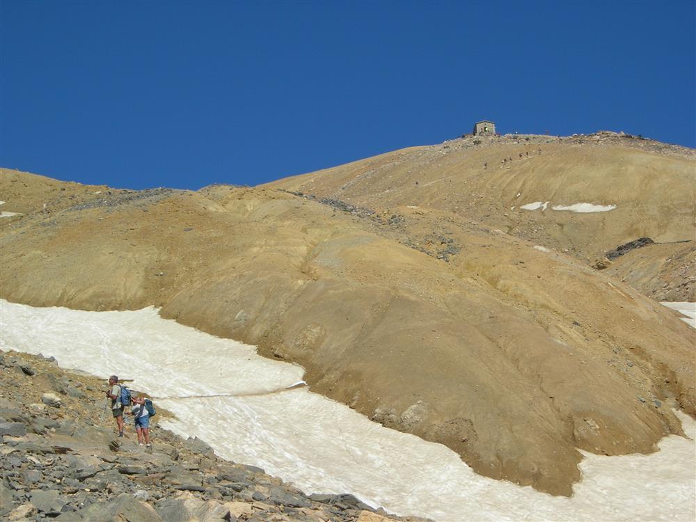 sommet du Thabor © K.Mandray