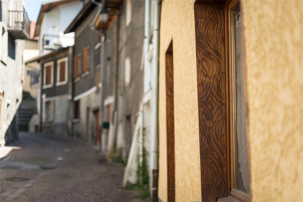 Vieux bourg Saint-Michel de Maurienne © Alban Pernet