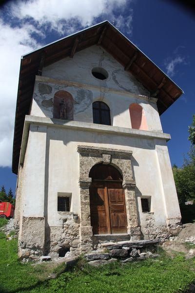 La Rochette Chapel ©