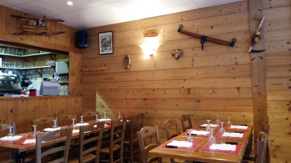 Restaurant Le Regal Savoyard - Saint Sorlin d'Arves - Domaine des Sybelles © OT Saint-Sorlin d'Arves