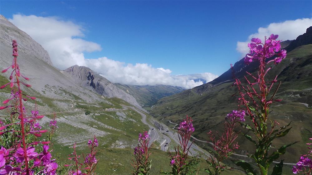Col du Galibier © Alexandre Gros / Maurienne Tourisme