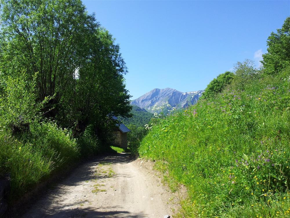 Chemin des Prés Plans © OT SSA