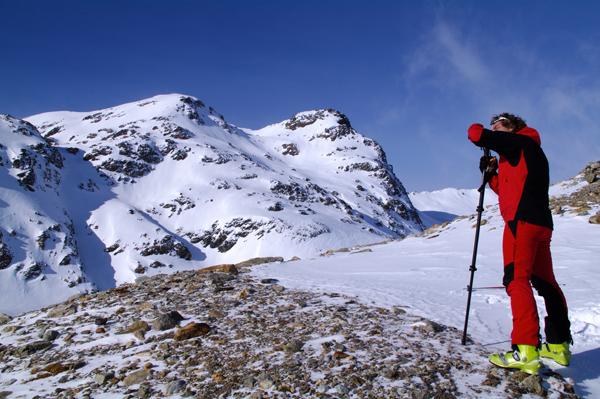 Mountaineering  with a guide © Office de Tourisme de Saint-Sorlin-d'Arves