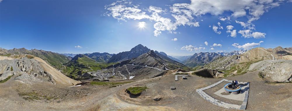 Col du Galibier © Xavier Spertini