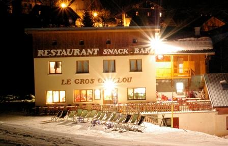 Le Gros Caillou © Restaurant le Gros Caillou