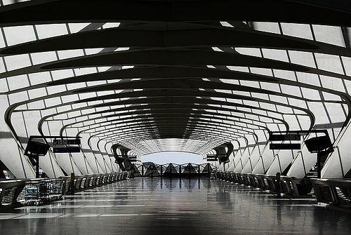 Gare de Lyon Saint Exupéry © OT Saint-Sorlin d'Arves