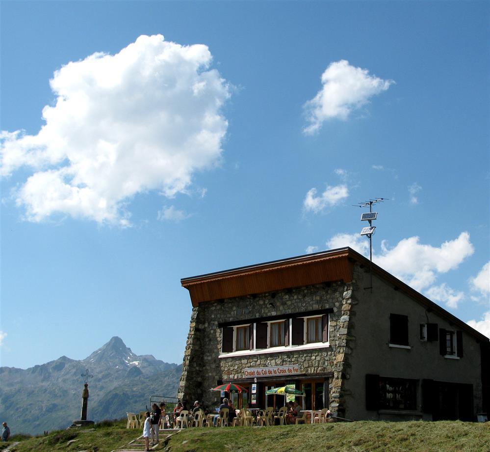 Tour Arvan-Villards © Alexandre Gros / Maurienne Tourisme