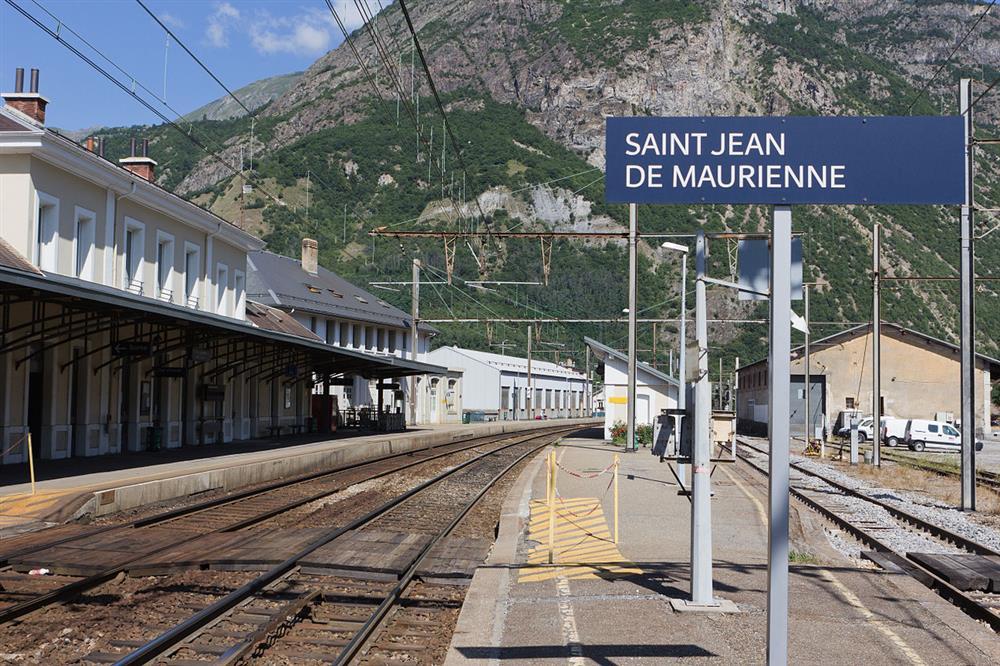 Gare SNCF © wikipedia