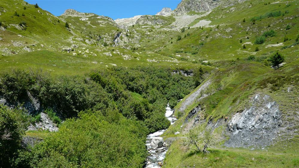 Ruisseau Saint Sorlin d'Arves © OT Saint Sorlin d'Arves