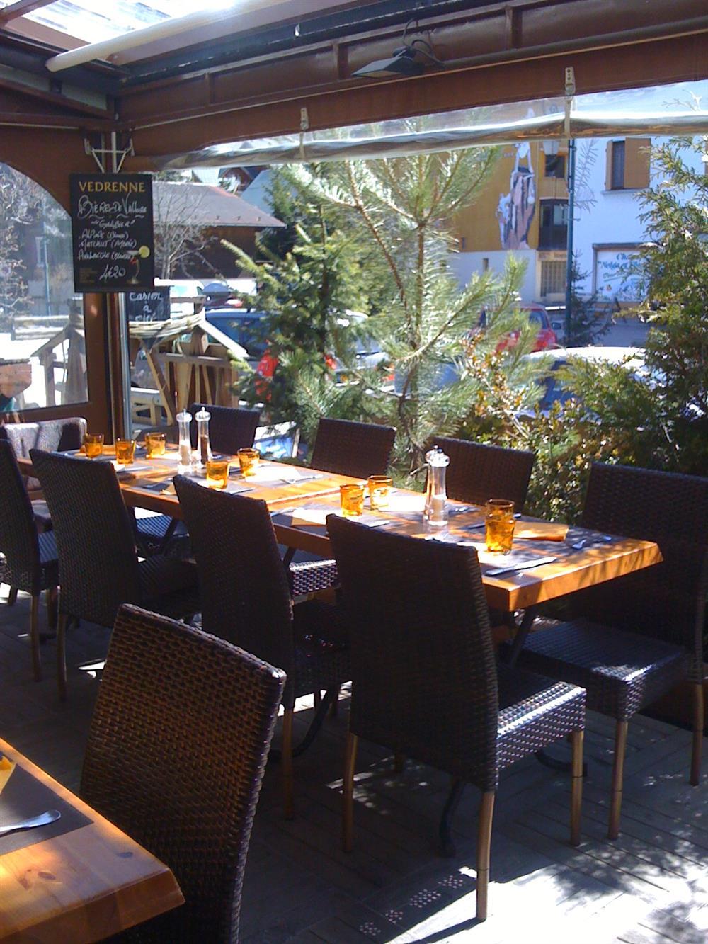 Bistronomique chez Fred à Valloire © Karine Fargeas