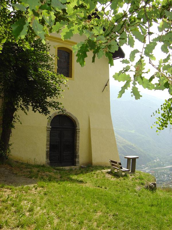 Chapelle de Bonne-Nouvelle Saint-Jean-de-Maurienne ©